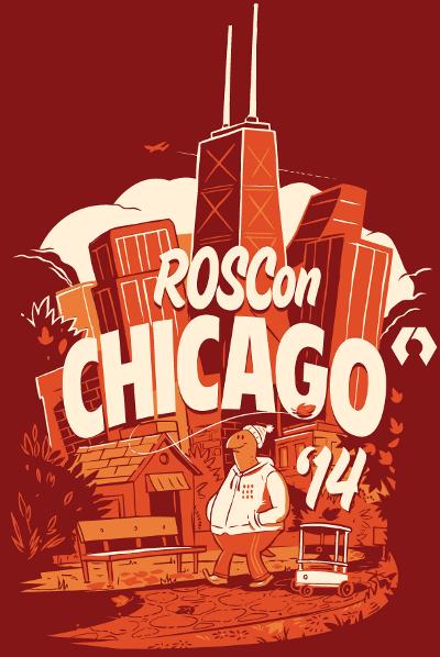 ROSCon logo