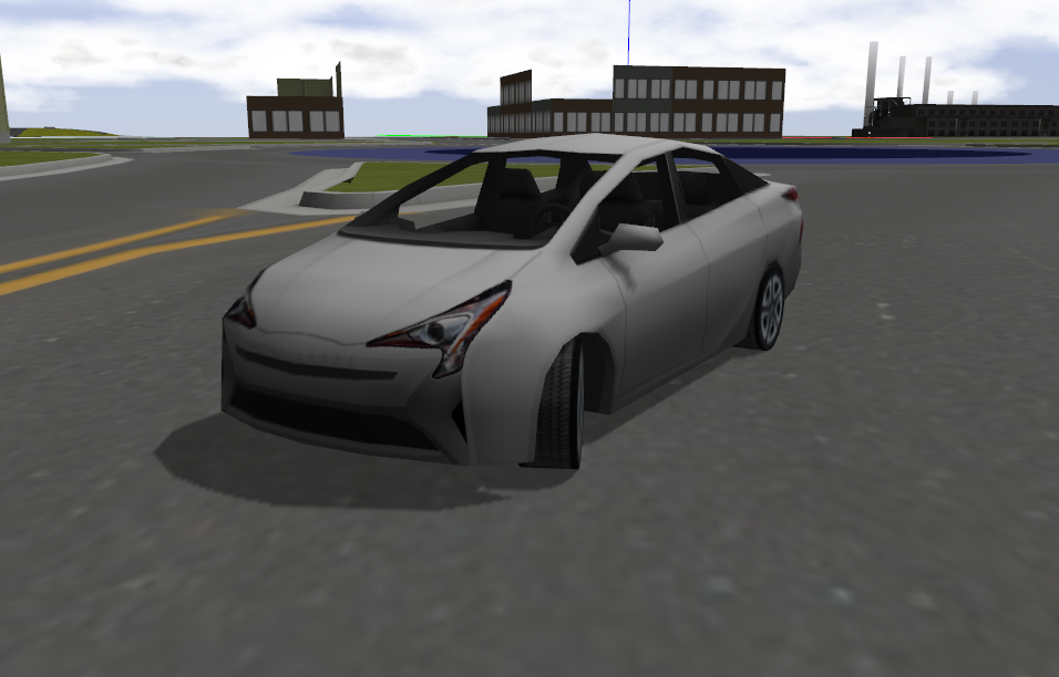 Simulated Car Demo - ROS robotics news